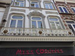 Grand balcon – Rue de la Chaussée – Mons