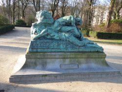 Les bâtisseurs de villes – Parc du Cinquantenaire – Bruxelles
