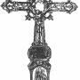 Croix funéraire - cimetière du Nord - Tournai (1) - Image4