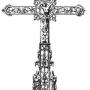 Croix funéraire - cimetière - Ruisbroek (1) - Image4