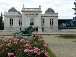 Le Faune mordu – Parc de La Boverie – Liège