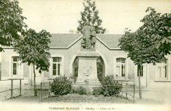 Monument à Saint Jean-Baptiste de La Salle – Hachy (disparu)