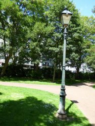 Lampadaires – Parc Léopold – Oostende (Ostende)