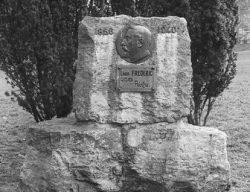 Mémorial Léon Frédéric – Parc Josaphat – Schaerbeek (volé)