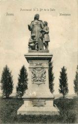 Monument à saint Jean-Baptiste de La Salle – Momignies