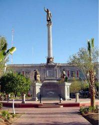 Monument à Miguel Hidalgo – Chihuahua – Mexique