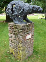 Ours blanc – Jardin zoologique – Antwerpen (Anvers)