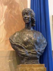 Buste de la reine Elisabeth – Cour d'Appel – Bruxelles