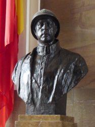Buste du roi Albert Ier – Cour d'Appel – Bruxelles