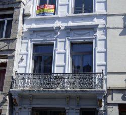 Balcons – Rue de la Coupe – Mons