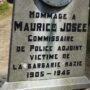 Stèle Maurice Josée - cimetière - Anderlecht - Image3