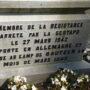 Stèle Maurice Josée - cimetière - Anderlecht - Image4
