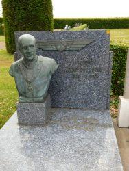 Tombe Albert Van Cotthem – cimetière – Sint-Pieters-Leeuw